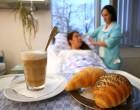 Patient care – breakfast